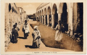 Old pictures of Agadir